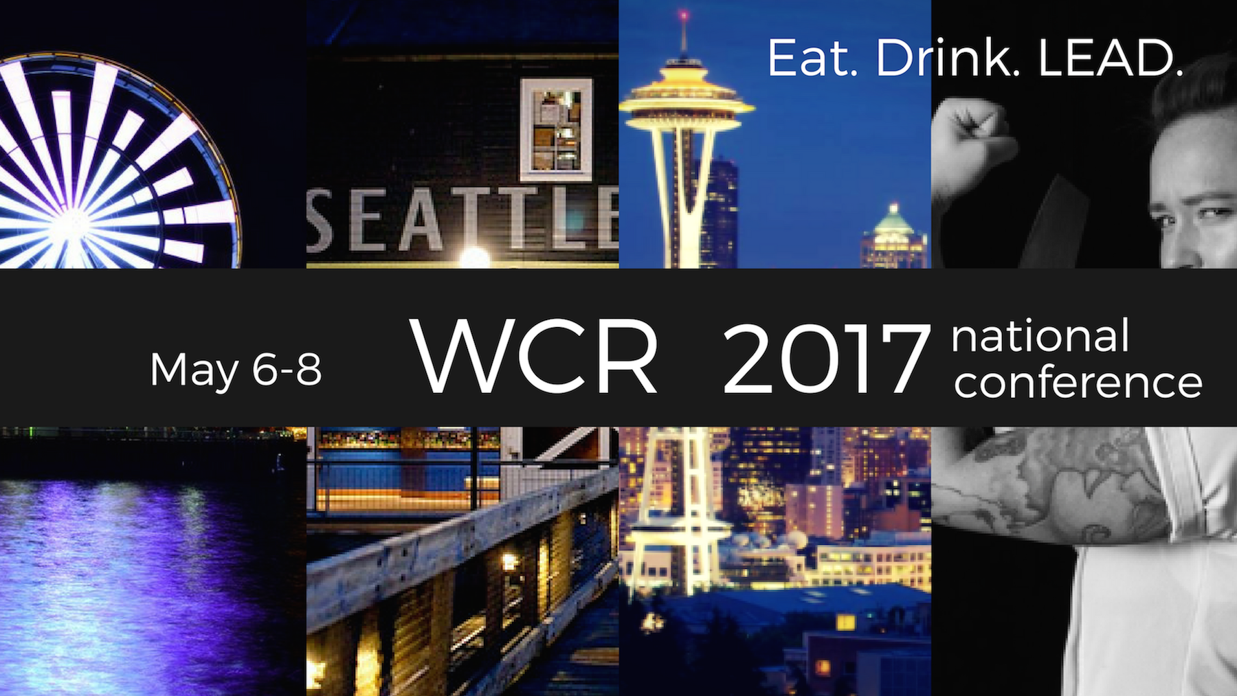 WCR 2017 National Conference Seattle