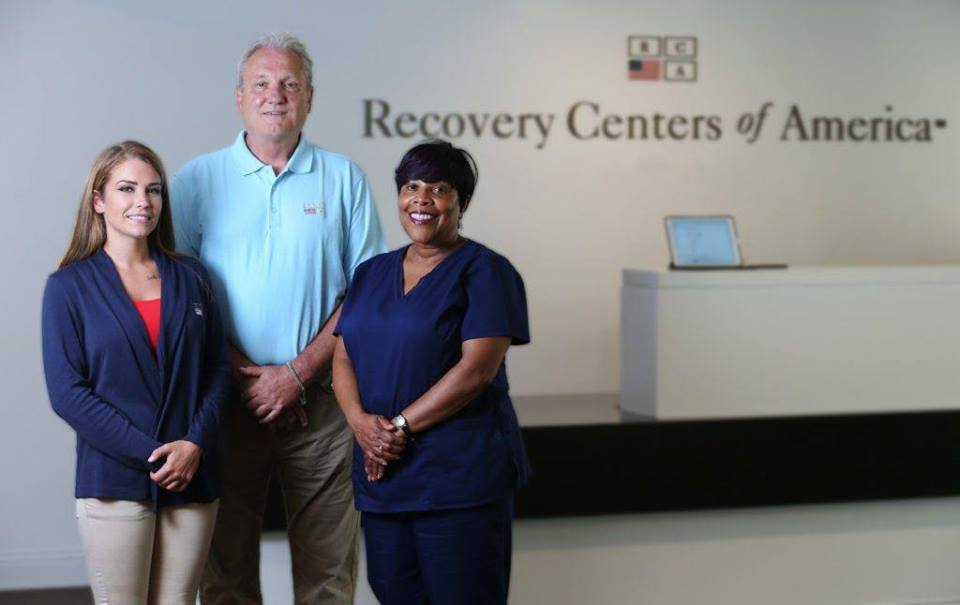 Recovery Centers of America at Danvers Job Fair - February 25, 2020