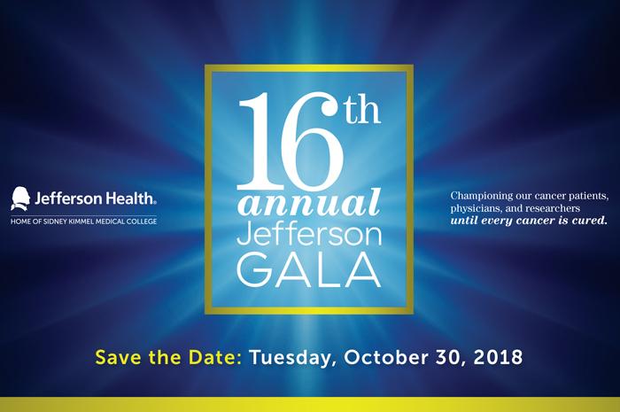 16th Annual Jefferson Gala