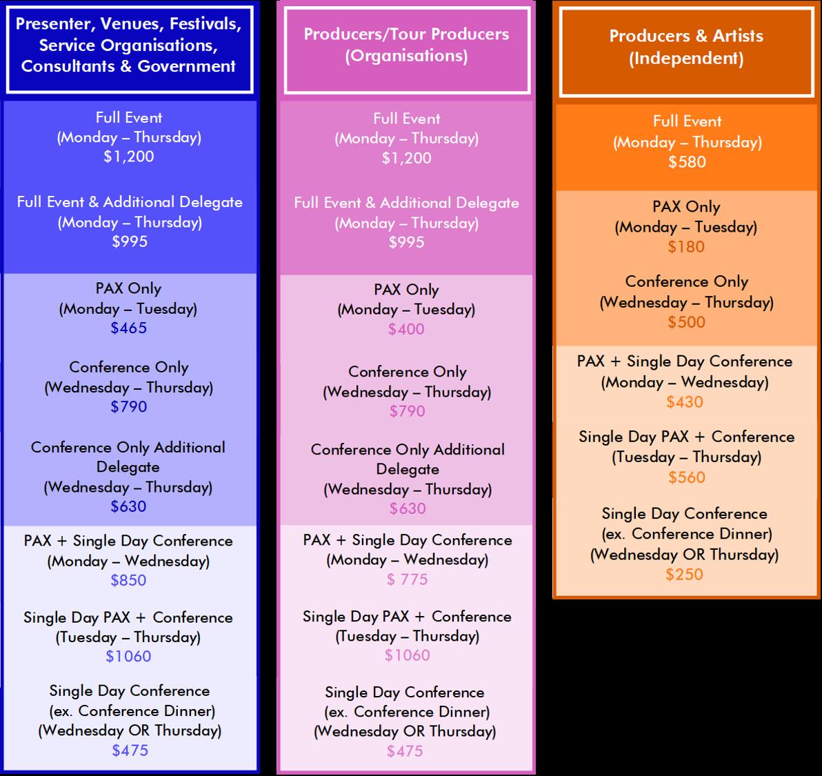 Member - Standard Pricing Web 1