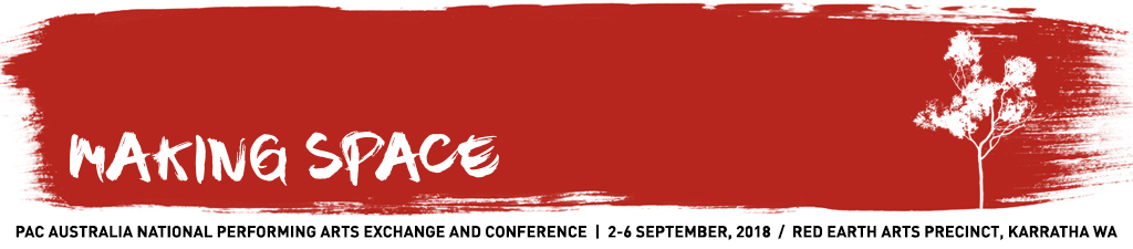 2018 PAC Australia Conference and Performing Arts Exchange