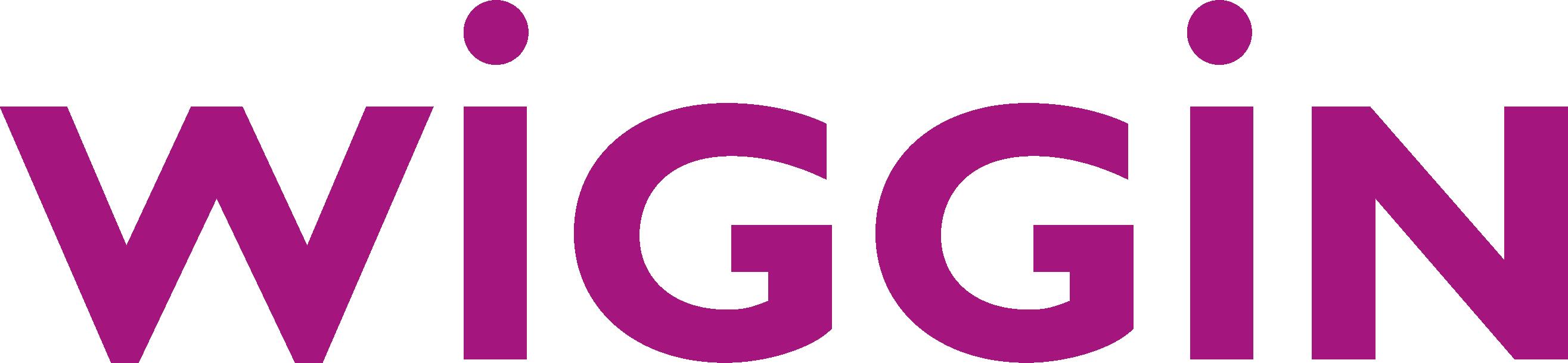 Wiggin purple logo