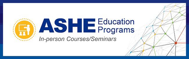 ASHE education prog