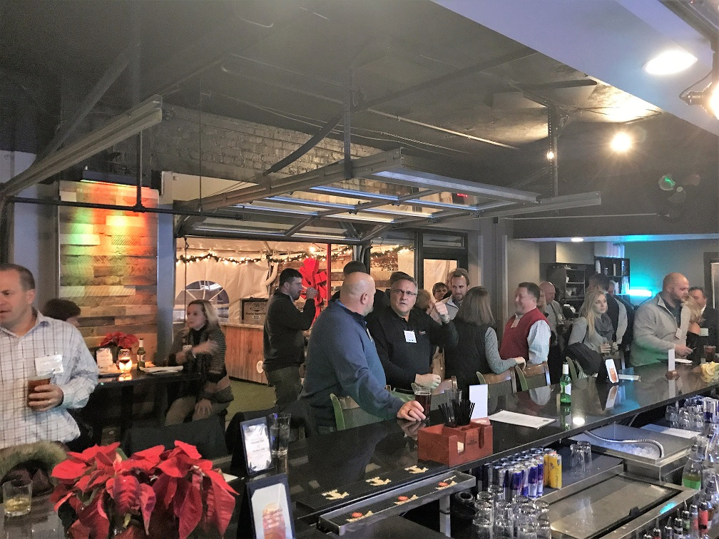 Taphouse bar