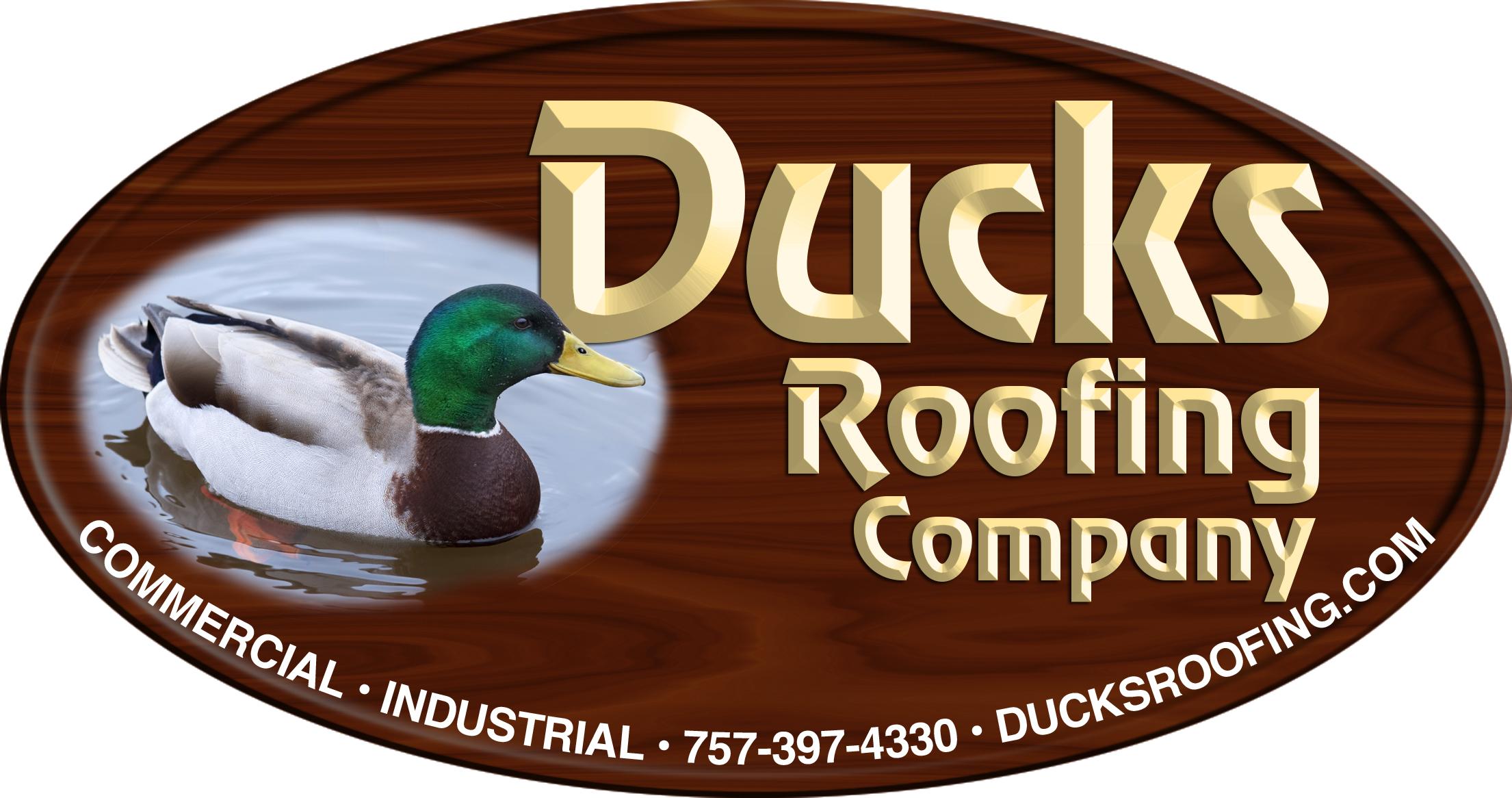 Ducks roofing jpg