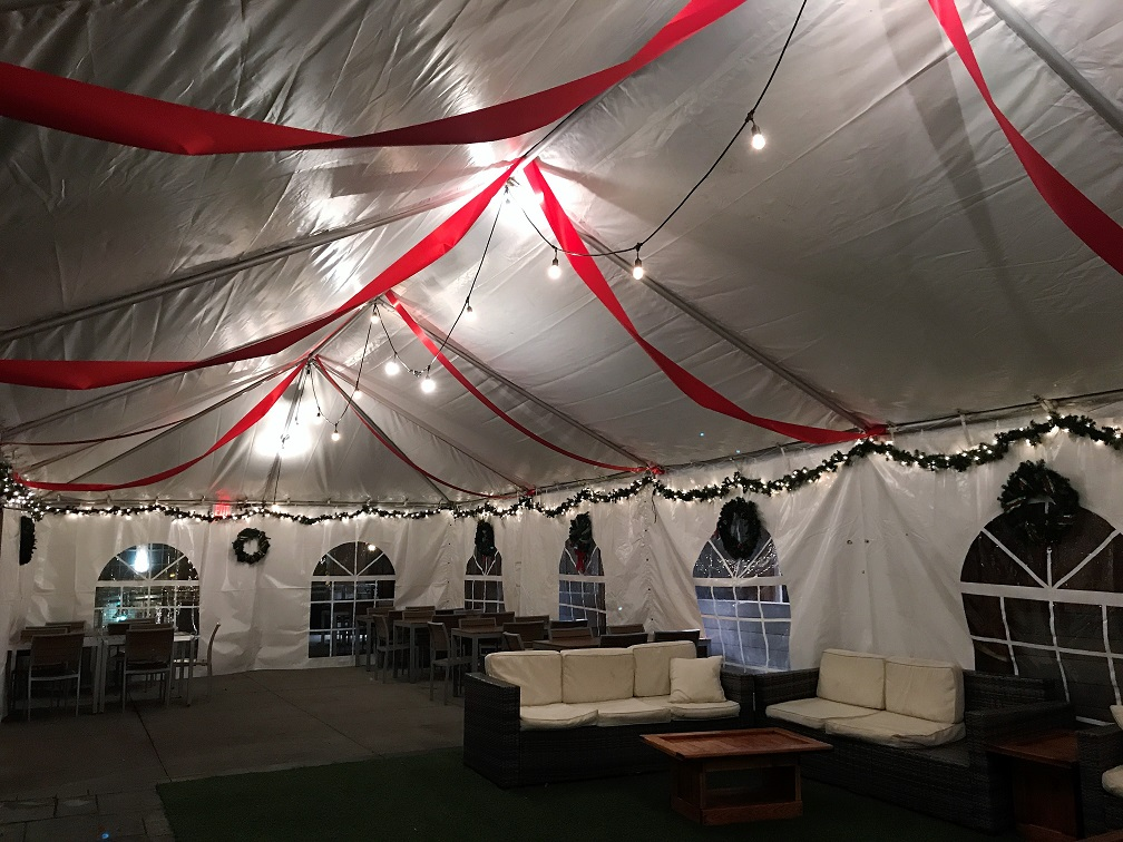 Taphouse Tent