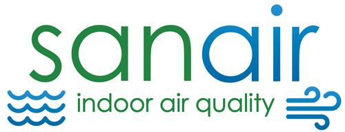 sanair logo plat. sponsor
