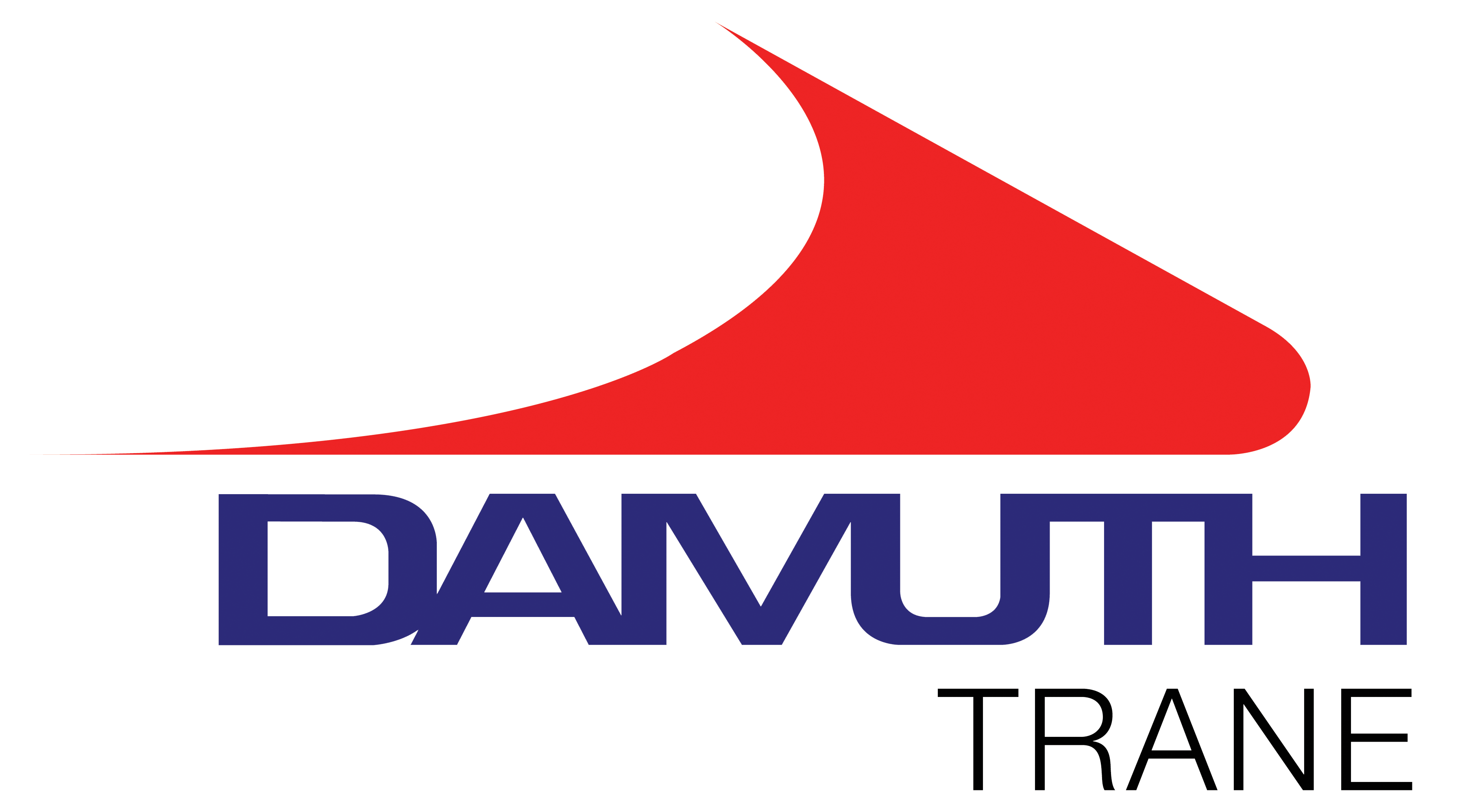 Damuth Trane Logo (Color) - Transparent