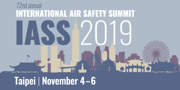 72nd annual International Air Safety Summit