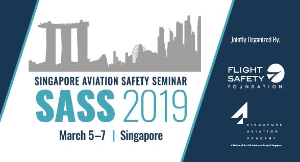 5th annual Singapore Aviation Safety Seminar (SASS)