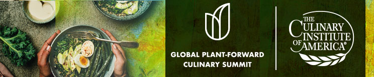 2020 Global Plant-Forward Culinary Summit