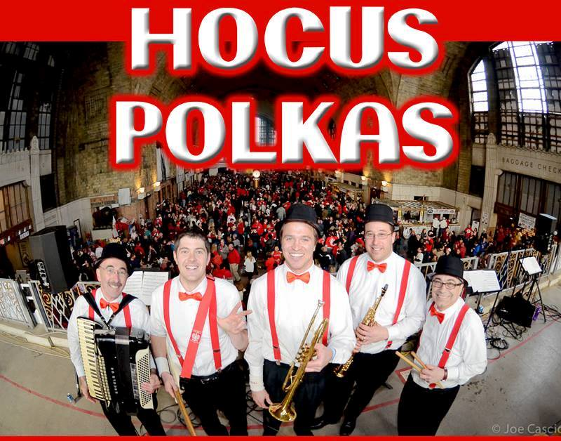 Hocus Polkas Band