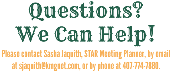 Questions We can Help STARCON16