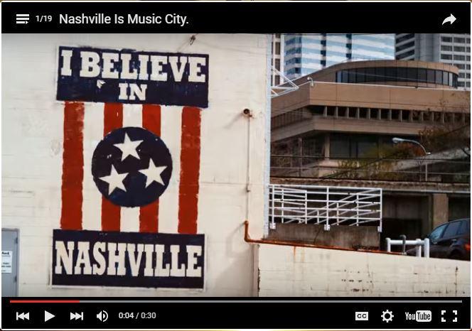 Nashville video photo