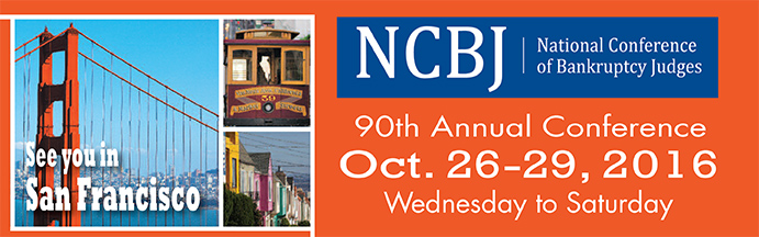 2016 NCBJ Annual Conference