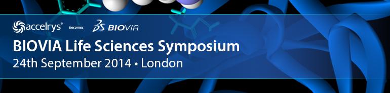 BIOVIA Life Sciences Symposium - London