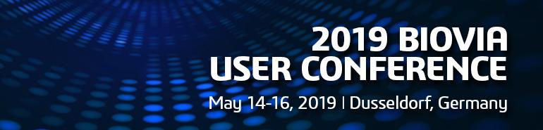 2019 EMEA BIOVIA User Conference