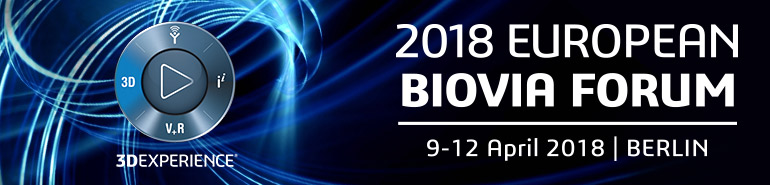 2018 European BIOVIA Forum