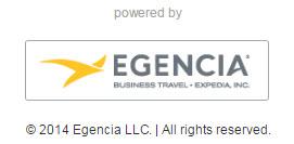 Egencia logo 2017