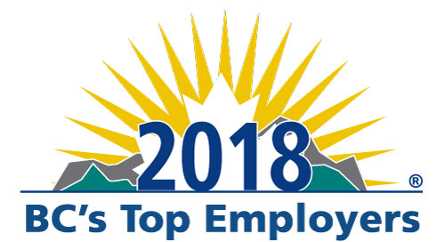 BC Top Employer 2018