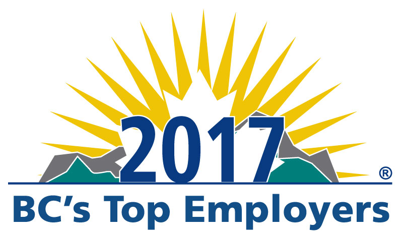 BC Top Employer 2017