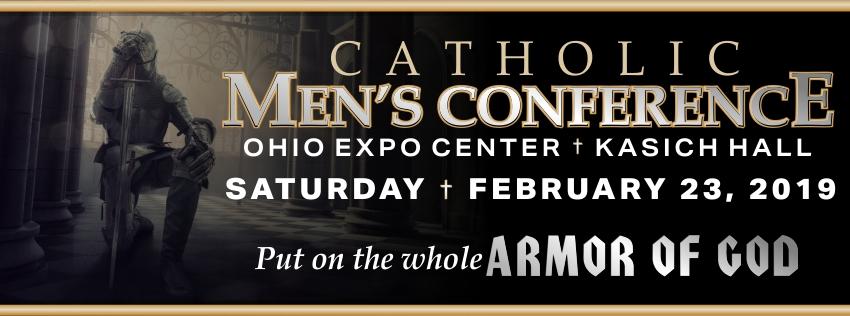 2019 Columbus Catholic Men's Conference