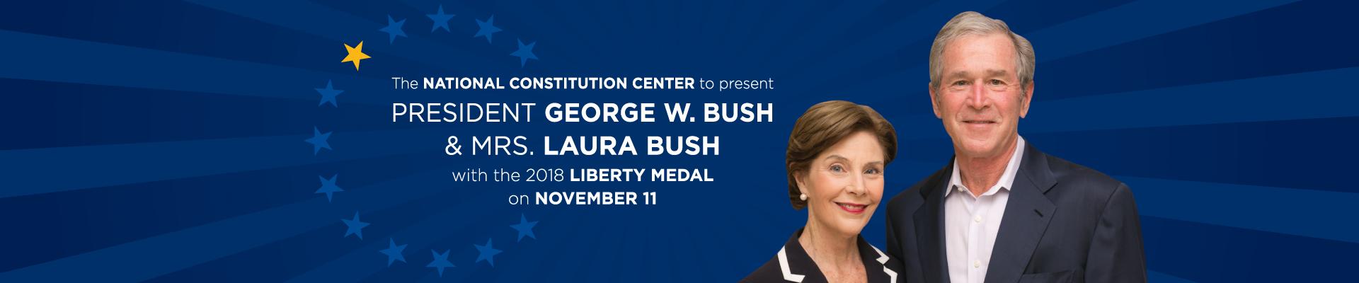 2018 Liberty Medal
