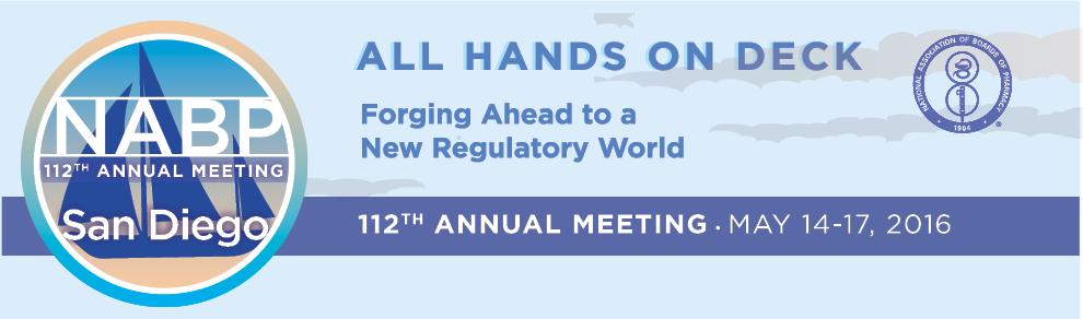 NABP 112th Annual Meeting