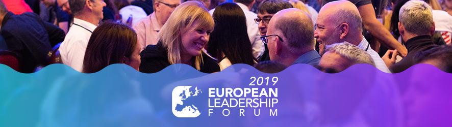 2019 European Leadership Forum