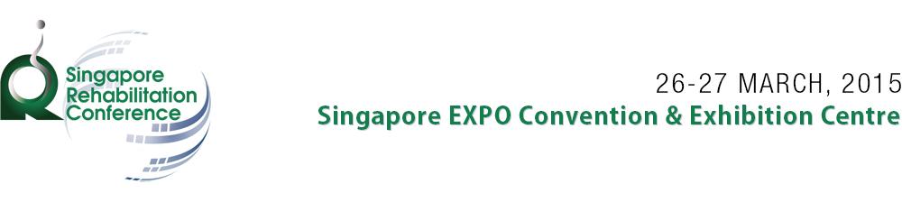 Singapore Rehabilitation Conference 2015