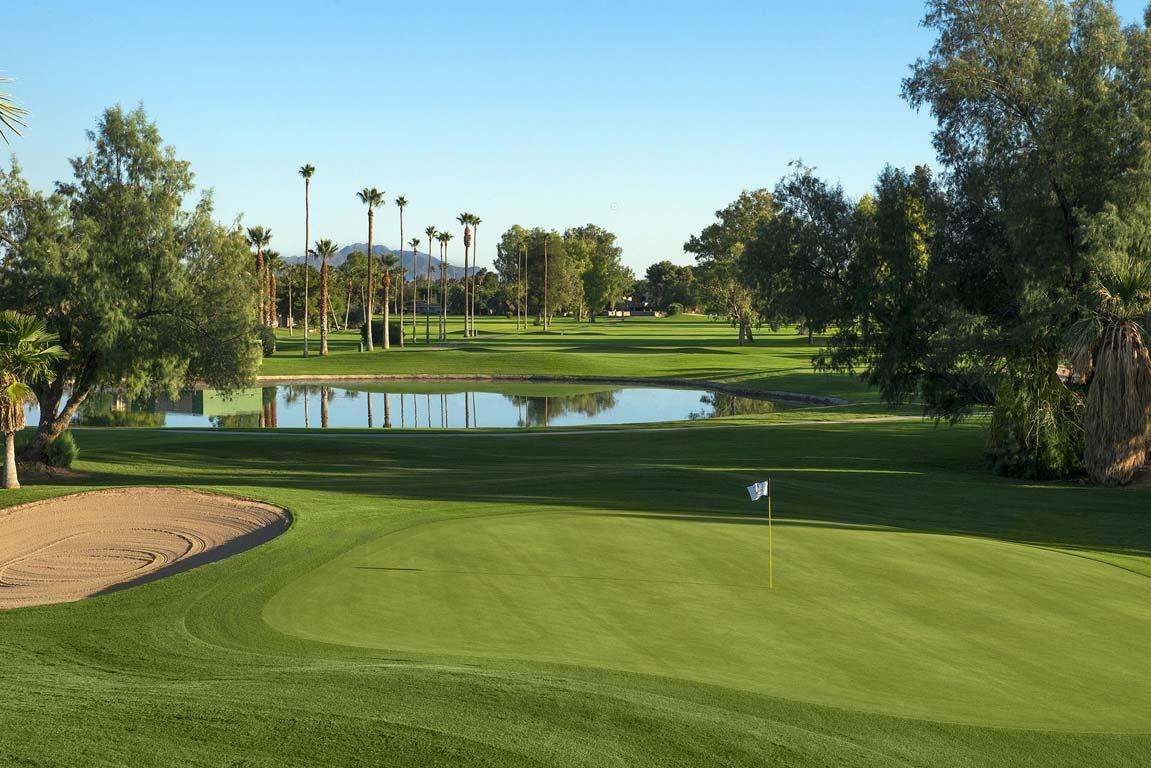 chandler golf