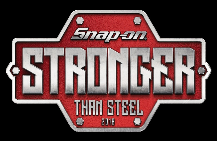 Snap-on STRONGER than steel