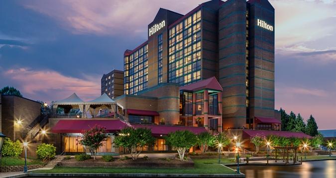 Hilton Charlotte University Place Hotel Photo_0111