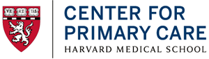 Logo for Harvard Medical School's Center for Primary Care