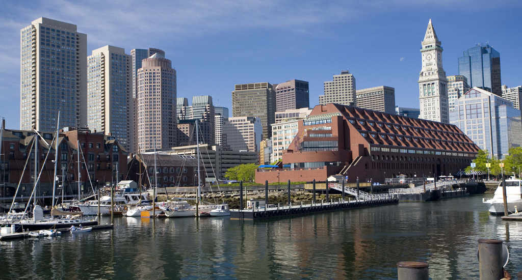 Boston Long Wharf