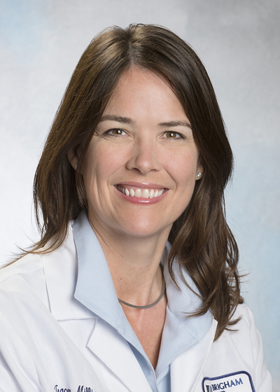 Photo of Dr. Tracey Milligan