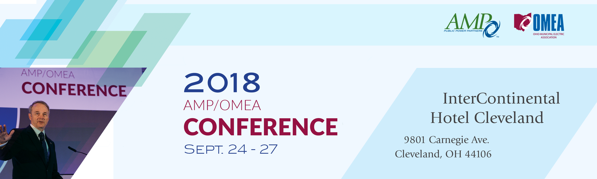 2018 AMP/OMEA Conference