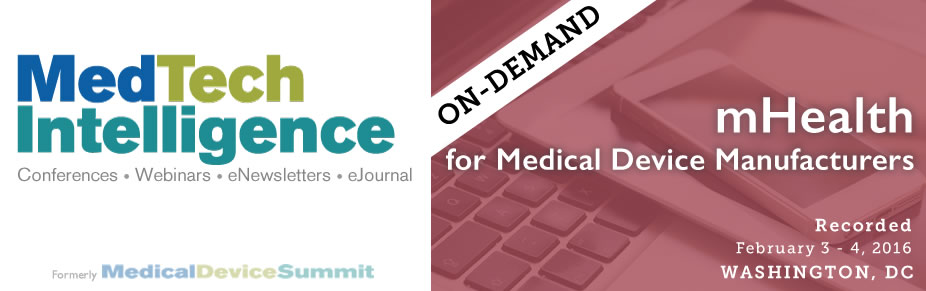 On Demand - mHealth for Medical Device Manufacturers
