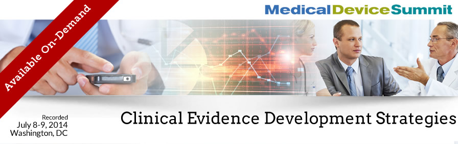 Clinical Evidence Development Strategies