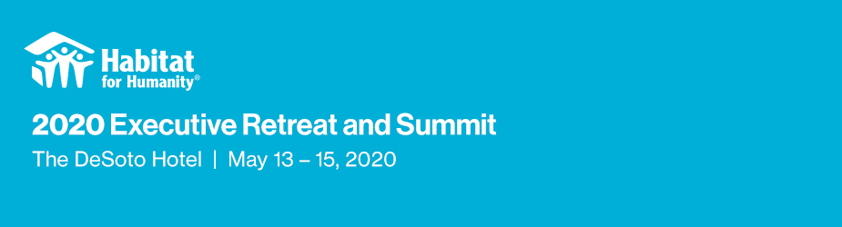 2020 Executive Retreat and Summit