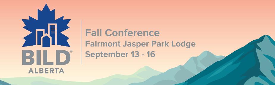 BILD Alberta Fall Conference 2018
