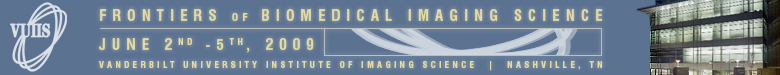Frontiers of Biomedical Imaging Science