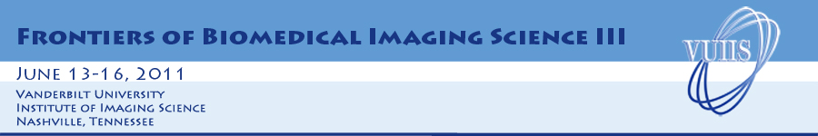 Frontiers of Biomedical Imaging Science III