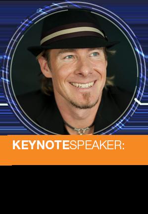 Keynote Speaker: Erik Wahl
