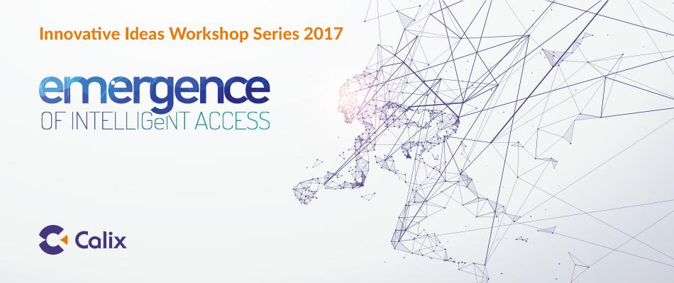 Calix Innovative Ideas Workshops