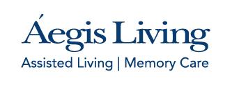Aegis Living Primary Logo