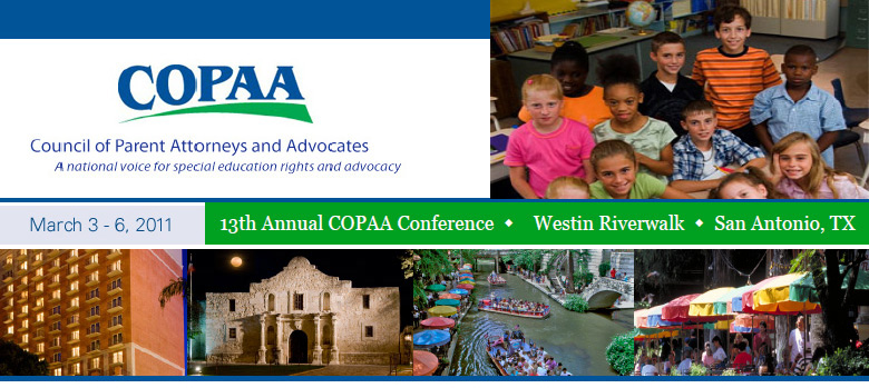 COPAA's 13th Annual Conference
