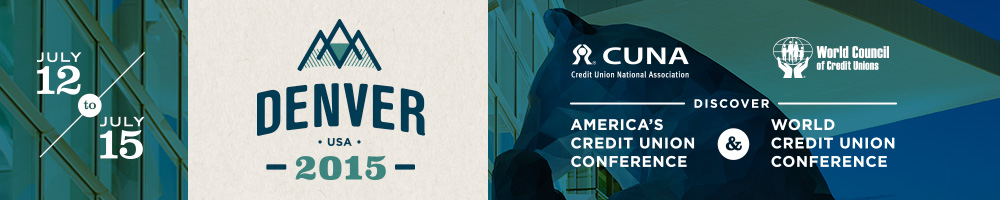 2015 America's Credit Union Conference & World Credit Union Conference