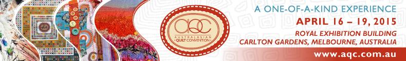 Australasian Quilt Convention | 2015