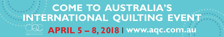 Australasian Quilt Convention | 2018